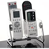 House of Quirk Acrylic Desktop Remote Control Holder-Clear