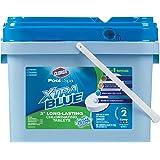 "Clorox Pool&Spa XtraBlue 3"" Long Lasting Chlorinating Tablets 25 lb"
