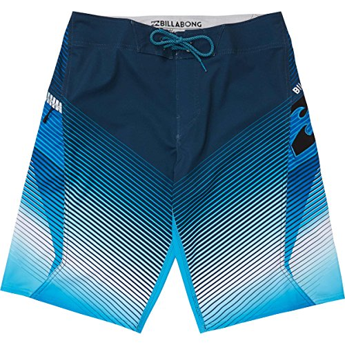 Billabong Men's Dominance X Boardshort, Electric Blue, 32