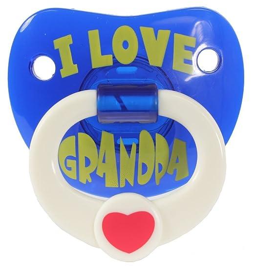 Billy Bob Chupetes Baby Dummy me encanta mi abuelo - Fun ...