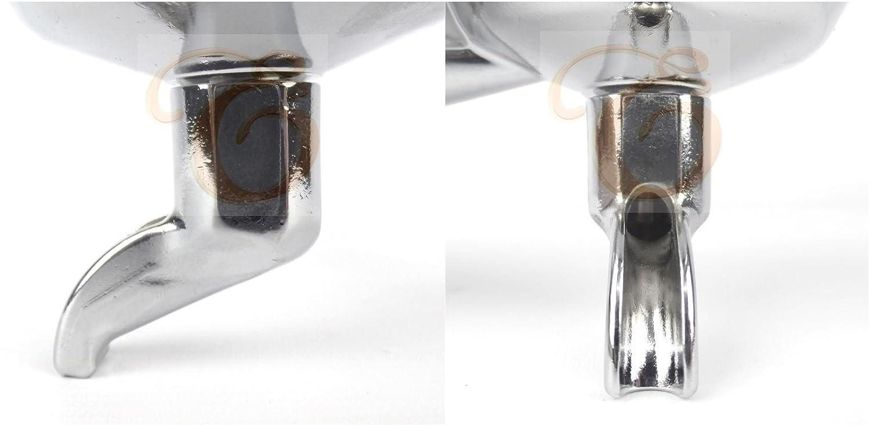 Canasta de 7 g con 1 salida Portafiltros con mango Para cafeteras expr/és CREM EXPOBAR