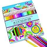 Your Light Has Come Isaiah 60:1 Pre-sharpened 3.0mm Color Pencil Set of 24