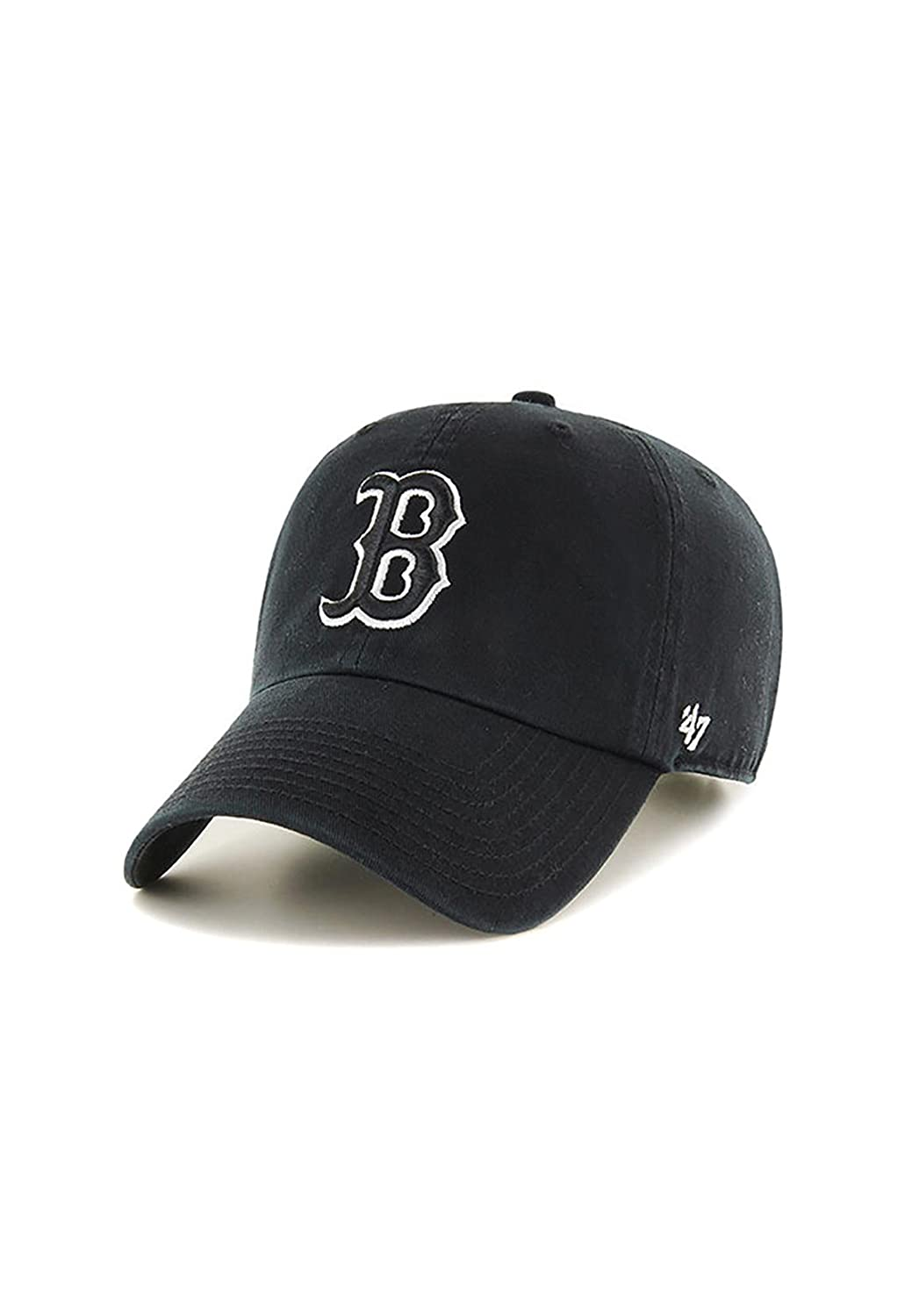 '47 Brand Clean up Red Sox Strapback Cap Cap Base Cap B-RGW02GWSNL-BKH