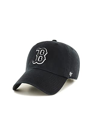 f935fd991db87 ... coupon code for 47 brand mlb boston red sox clean up cap black c06c9  da3c5