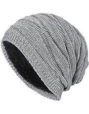 Leisial™ Unisexo-Adult Sombrero de Invierno Gorro de Punto Caliente  Sombrero al Aire Libre e1b8e088a66