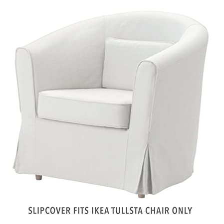 IKEA EKTORP TULLSTA - Armchair cover Blekinge white  sc 1 st  Amazon UK : ektorp tullsta chair - Cheerinfomania.Com