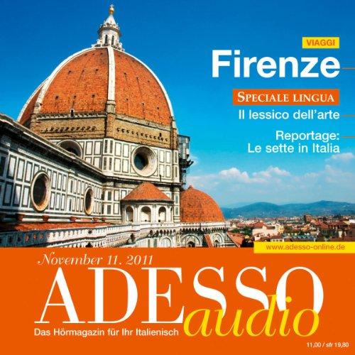Italienisch lernen Audio - Malerei, Bildhauerei und andere Künste: ADESSO Audio 11/11 - Il lessico dell'arte