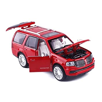 Amazon Com Alloy Toy Car Model Children Toy Lincoln Navigator For
