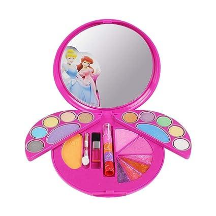 juegos maquillaje para niñas Disney Caja de cosméticos ...