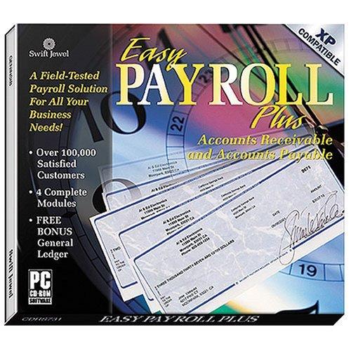 COSMI Easy Payroll Plus (Windows) (Paycheck Software)