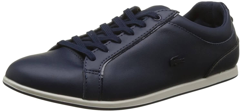 1599b5d59 Lacoste Women s Rey Lace 417 1 Caw Low-Top Sneakers  Amazon.co.uk  Shoes    Bags