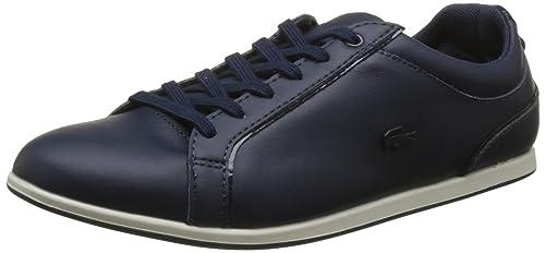 9e2e838dd3a73 Lacoste Women s Rey Lace 417 1 Caw Low-Top Sneakers  Amazon.co.uk ...
