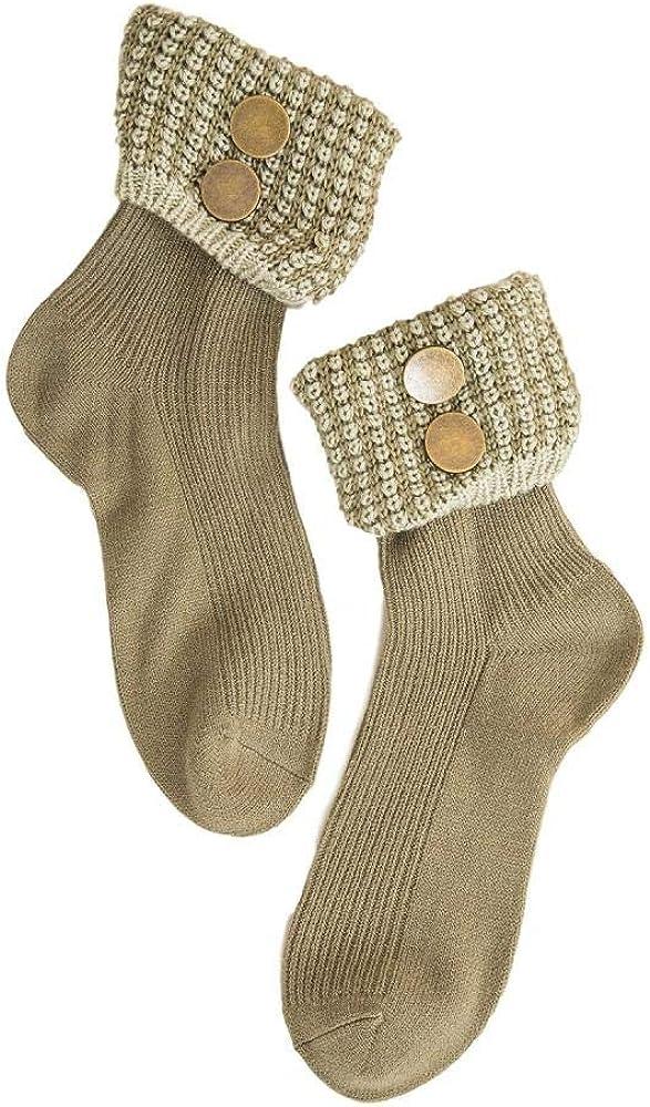 Simply Noelle Watson Crew Socks