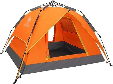 LYN Carpas Carpas para Camping Coleman Carpa Exterior 3-4 ...