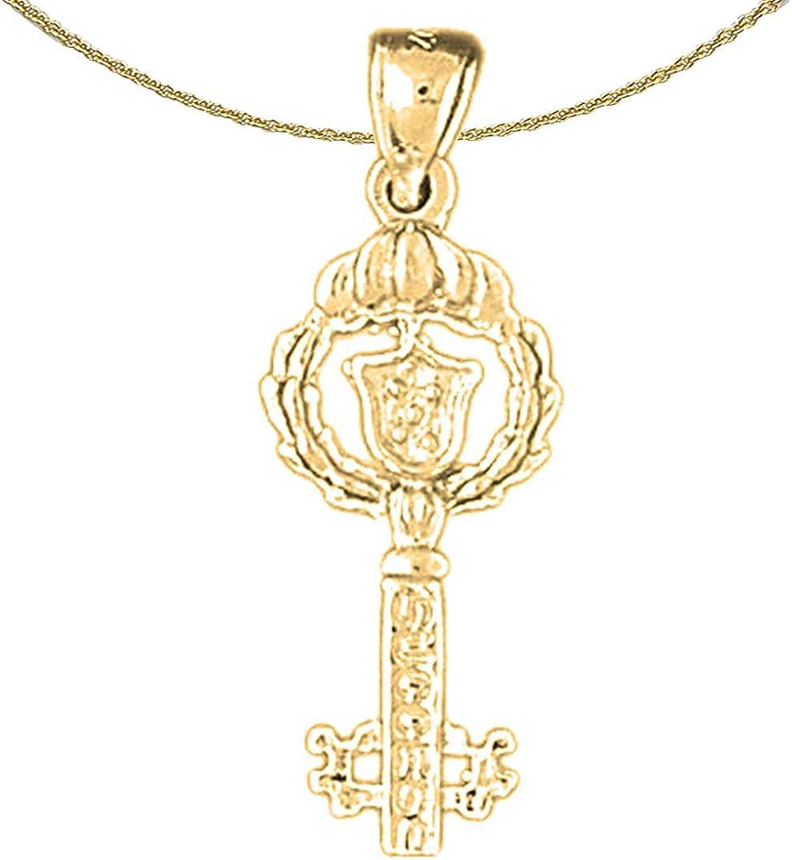 Jewels Obsession Star Of David Pendant 19 mm Sterling Silver 925 Star Of David Pendant