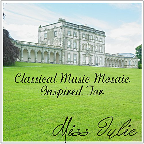 Suite for Violoncello Solo No. 2 in D Minor, BWV 1008: I. - Mosaic Inch 2