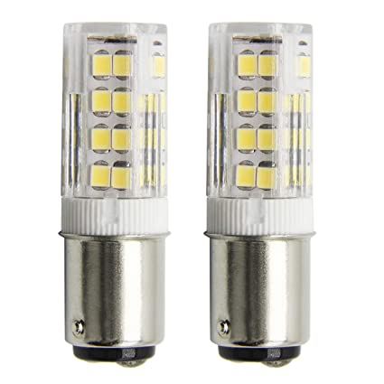 1819 BA15D Bombillas LED de Intensidad No Regulable 4W Equivalente ...