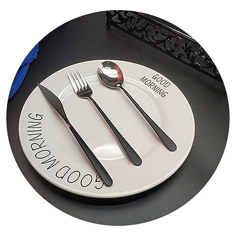 Amazon.com: Juego de 24 utensilios de cocina de acero ...