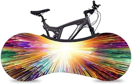 JUZZQ Funda Bicicleta - Interiores Sujetador De Bicicleta Cubierta ...