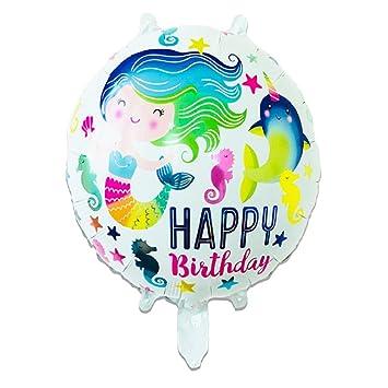 G&M - Globo de Helio para cumpleaños Infantiles (45 cm ...