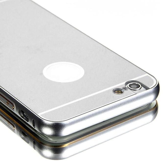 iphone 6 aluminio caso, Masionea? ¡éo Lujo elegante aluminio ...
