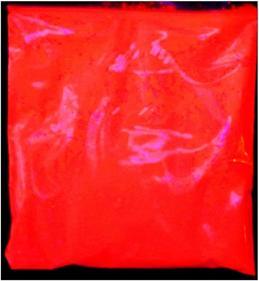 Lovelegis Pigmento Fluorescente de Color Naranja Coralino ...