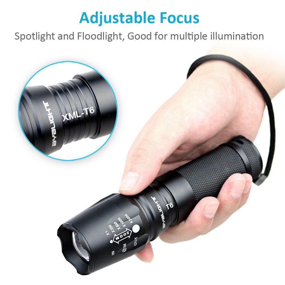great flash lights, best flash lights, rechargeable flashlights,  bright flashlights, powerful flash lights, low cost flashlights, top rated flash lights