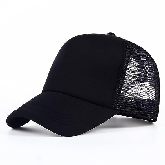 fbfefb4d0 Hirigin Men's Justin Bieber Purpose Tour Snapback Trucker Baseball Caps  (Black)