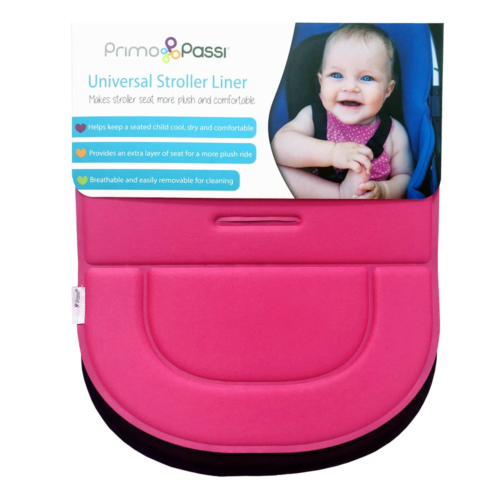 Primo Passi Universal Stroller Liner (Pink) by Primo Passi
