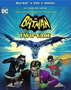 Batman vs. Two-Face (BD) [Blu-ray] at Gotham City Store