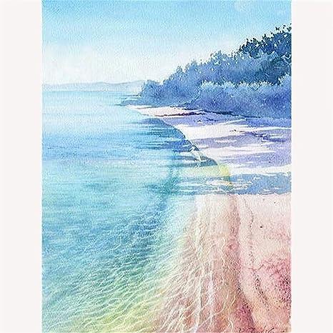 5D Diamond Painting Rainbow Sea Life Kit