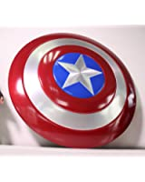 Gmasking 2017 Aluminum Captain America Adult Shield 1:1 Prop Replica