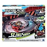 Beyblade Burst Turbo Slingshock Rail Rush Battle