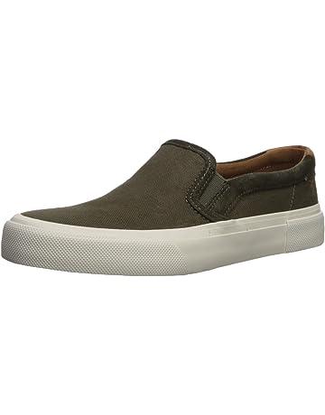 FRYE Mens Ludlow Slip on Sneaker