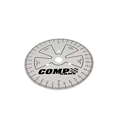 COMP Cams 4790 9 Sportsman Degree Wheel: Automotive