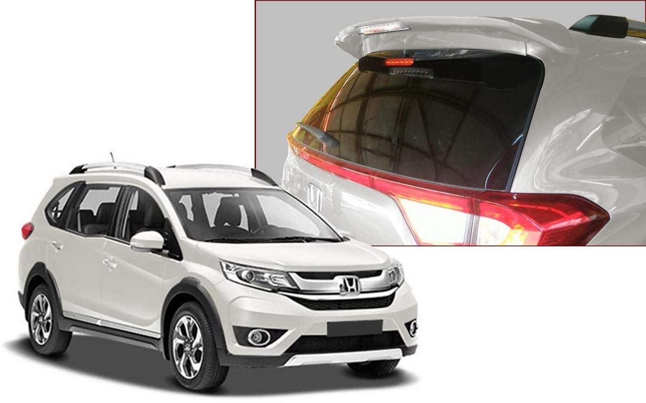 Auto Pearl Oe Type Car Spoiler For Honda Brv Orchid White Pearl