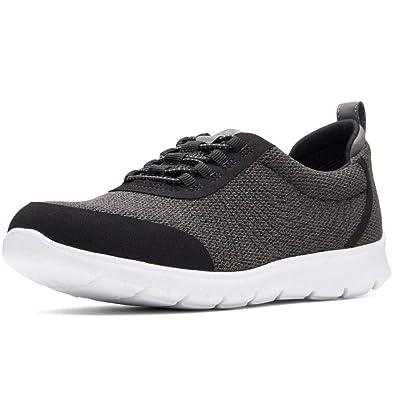 48f925ffc Clarks Step Allenabay Casual Shoes For Women, 40 EU Dark Grey: Amazon.ae
