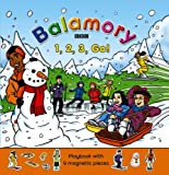 One, Two, Three, Go!: Magnet Book (Balamory)