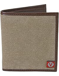 Men's Brighton Brown Bi-fold Wallet