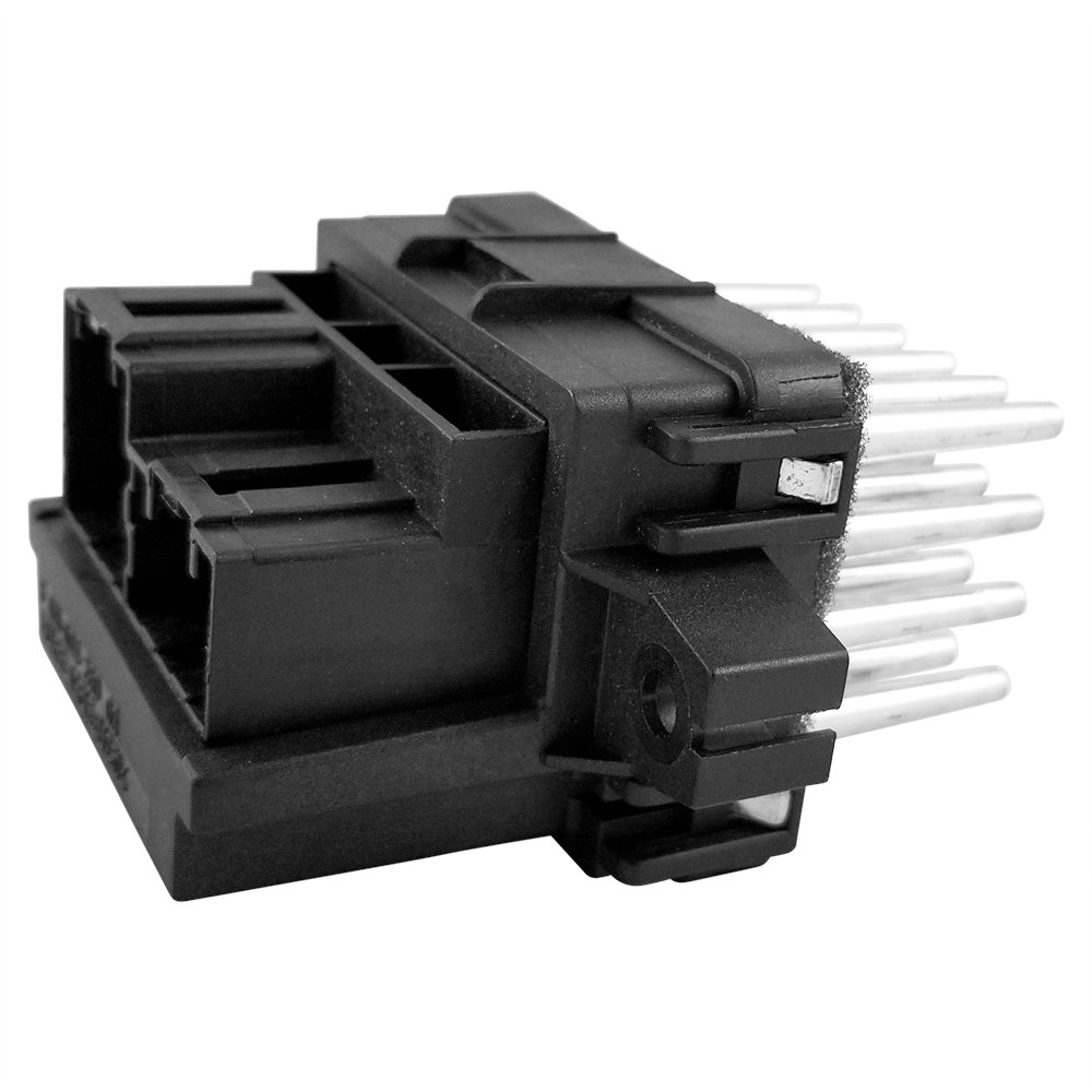 Saturn HVAC Blower Motor Resistor Buick Mean Mug Auto 7133-21318A GMC A//C - Heater Replaces: 15141283 For: Chevrolet