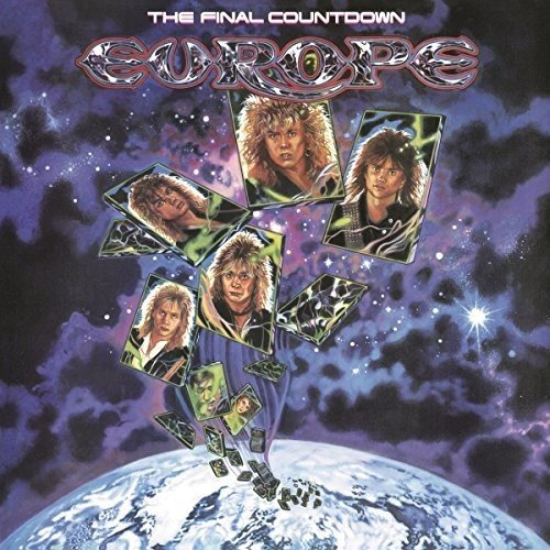 Vinilo : Europe - Final Countdown (Holland - Import)