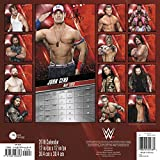 2018 WWE Wall Calendar (Day Dream)