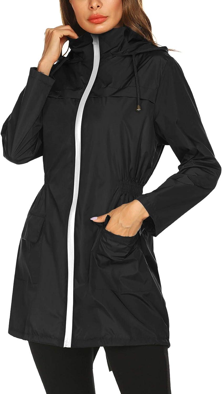 Summer Mae Lightweight Kids Rain Poncho Jacket Waterproof Outwear Rain Coat