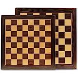 Cayro - Tablero de Ajedrez Marquetería - Juego de Tradicional - Juego de Mesa - Desarrollo de Habilidades cognitivas…
