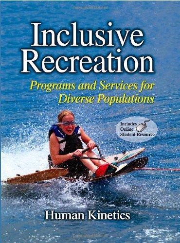 Inclusive Recreation W/Online Access