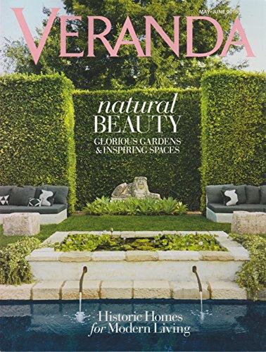 (Veranda May June 2016 Natural Beauty Glorious Gardens & Inspiring Spaces)