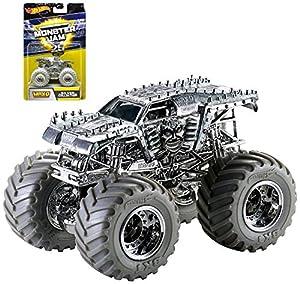 Amazon.com: Hot Wheels Monster Jam 25th Anniversary ...