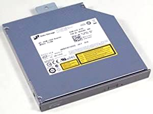 Genuine Dell H-L Data Storage Hitachi-LG Blu-Ray 6x BD-ROM 8x DVD-RW CD-RW Combo Burner Rewriter Slim SATA Laptop/Notebook Optical Drive 12.7mm Reads: Blu-ray BD-R, Blu-ray BD-R DL, Blu-ray BD-RE, Blu-ray BD-RE Dual Layer, Blu-ray BD-ROM, CD-R, CD-ROM, CD-RW, DVD+R, DVD+R Dual Layer, DVD+RW, DVD+RW Dual Layer, DVD-R, DVD-R Dual Layer, DVD-ROM, DVD-RW and DVD-RW Dual Layer Writes: CD-R, CD-RW, DVD+R, DVD+R Dual Layer, DVD+RW, DVD-R, DVD-R Dual Layer, DVD-RAM, DVD-RW Dual Layer Compatible Dell Part Numbers 8J3JK, 5RFKF, CT10N, LGE-DMCT10A(B)