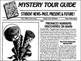 A Mathematical Mystery Tour Guide Newspaper, Mark H. Wahl, 0913705276