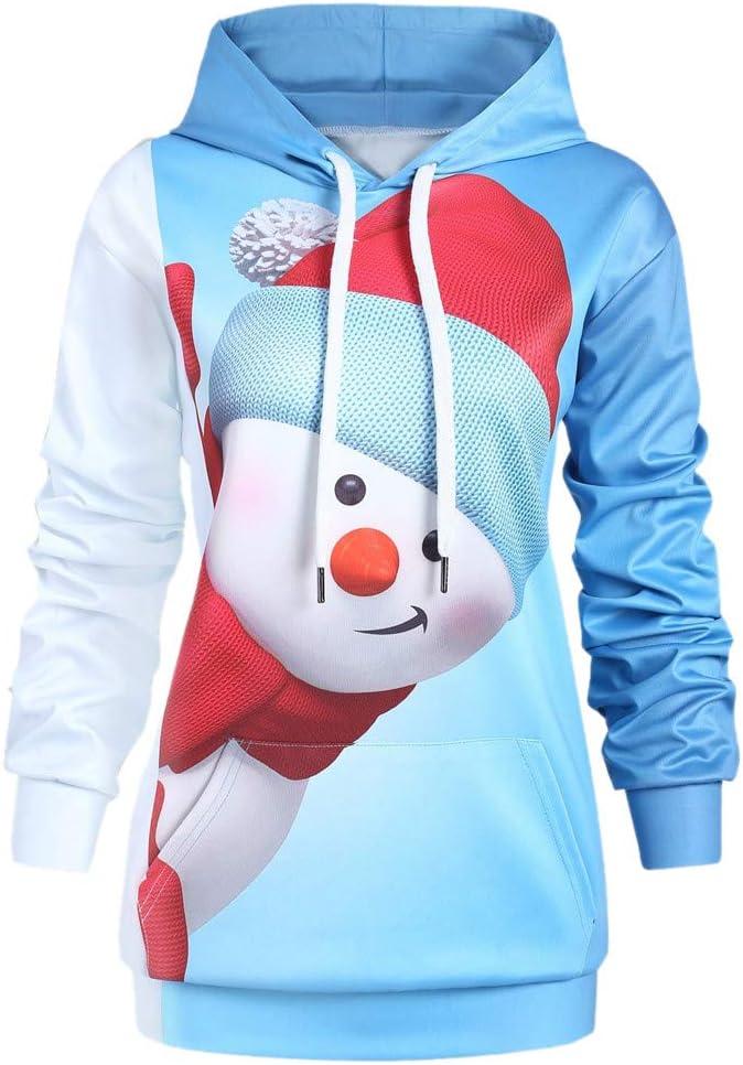 Hoodies Sweatshirt Pockets Snowman,Cartoon Xmas Elements,Sweatshirts for Boys  Fashion Hoodies & Sweatshirts Men